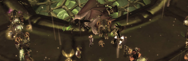 Wraith vs Illidan Hurlorage