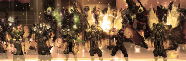 Wraith vs Kil'Jaeden