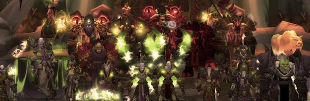 Wraith vs Kel'Thuzad