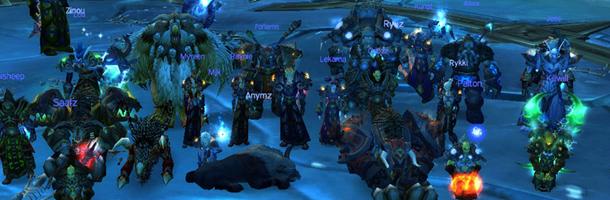 Wraith vs le Roi Liche 25 HM