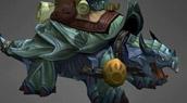 Tortue Dragon, monture Pandarenne