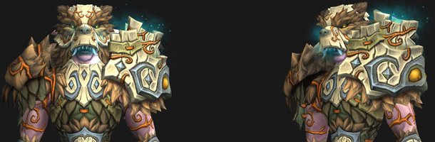 T14 Druide sur Elfe de la nuit (ensemble 3)