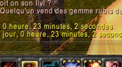 Niveau 80 en 23 minutes de /played