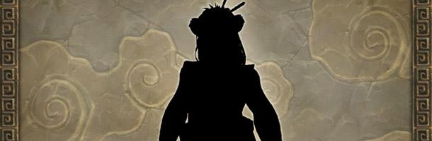 Aperçu officiel du modèle féminin des Pandarens