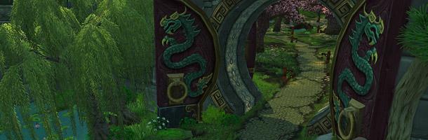 Nouvelle capture d'écran de Mists of Pandaria