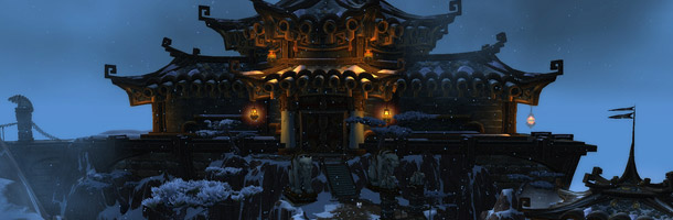 Mists of Pandaria : cliché du jour