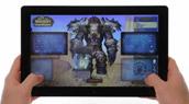Jouer à WoW sur tablette