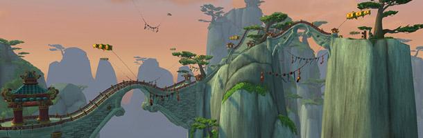 Mists of Pandaria : nouveau cliché du jour