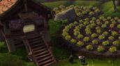 Une ferme Pandaren