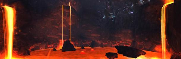 L'intérieur des Mines de Strangleronce