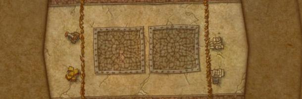 Carte de l'Arène des Castagn'ar à Orgrimmar