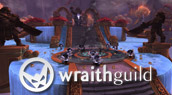 Wraith en lice pour le World First