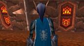 Cape aux couleurs de votre guilde
