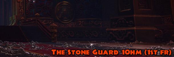 La guilde Freak Me Out première sur le Garde de pierre 10 HM