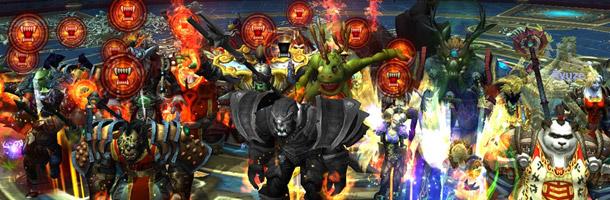 La guilde Wraith première sur Feng le Maudit en 25 HM