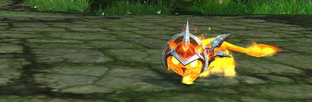 Le Chat de feu, une nouvelle mascotte bientôt disponible !