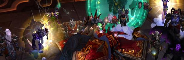 La guilde Wraith dans les Caveaux de Mogu'shan 25 HM