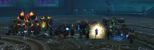 La guilde Method décroche un World First Kill sur Volonté de l'empereur 25HM