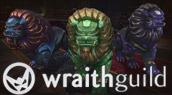 Wraith termine les Caveaux 25HM