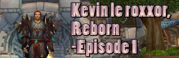 Tous les épisodes de Kevin le Roxxor seront disponibles sur la webtv