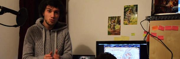 10 décembre 2010 : lancement de l'émission de Mamytwink