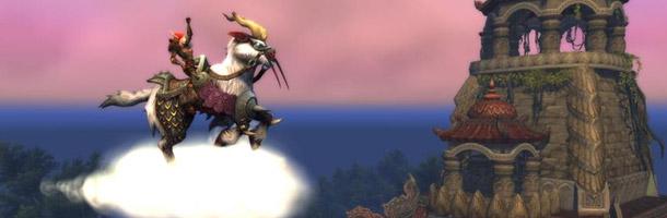 La Chèvre volante sera une nouvelle monture de WoW