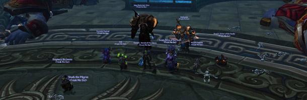 La guilde Freak Me Out met à terre la Volonté de l'Empereur en 10HM (5ème Kill mondial)