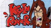 La nouvelle BD de Kevin le Roxxor