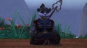 Une musique pour les Pandashan