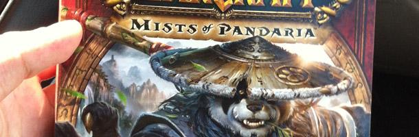 Ajo2b a reçu sa boîte de Mists of Pandaria
