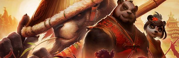 Jouez à Mists of Pandaria dès les premières minutes !