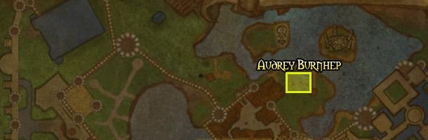 Partez à la recherche d'Audrey Burnhep dans Hurlevent