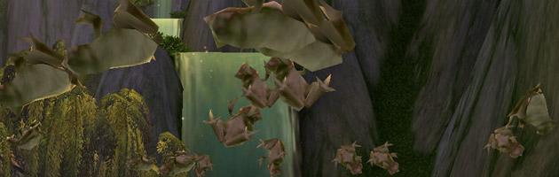 Invoquez une pluie de grenouilles autour de votre personnage