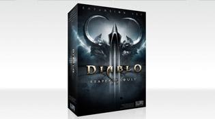 Visuel de la boite de jeu Diablo III Reaper of souls
