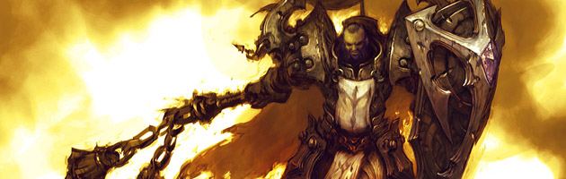 Crusader, la nouvelle classe de la prochaine extension