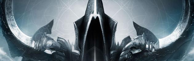 Malthaël l'ange déchu de la toute nouvelle extension Diablo III