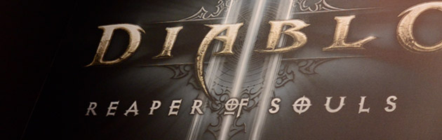 Le stand Reaper of Souls de Diablo 3