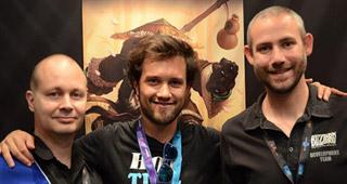 Interview des développeurs à la Gamescom