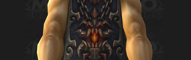 La Grande cape du gladiateur tyrannique fera son apparition au patch 5.3 et récompensera les joueurs amateurs de PvP