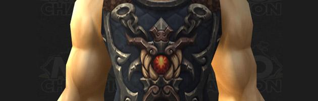 Le Tabard du gladiateur tyrannique sera disponible à partir du patch 5.3 auprès de vos intendants