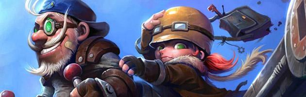Tel un ingénieur Gnome, Mamytwink a confectionné des nouveautés pour le site !