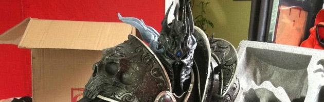 Un joueur s'est offert la statuette d'Arthas d'une valeur de 349$