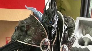 Une splendide statue d'Arthas à 349$