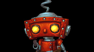 Bad Robot : une nouvelle mascotte !