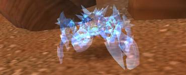 Clampant fantôme de Vashj'ir