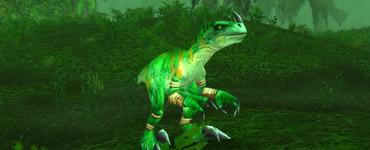 Matriarche ravasaure d'Un'Goro