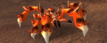Rekk'tilac de la Gorge des Vents brûlants