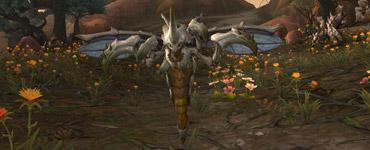 Scinde-épine dans les Flèches d'Arak