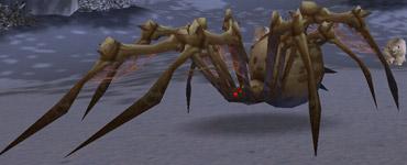Tisseuse de terreur de Zul'Drak
