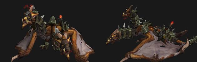 L'Iron Skycelaver, nouvelle monture de World of Warcraft